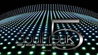Gambar cover DJ Paulo Arruda -  SoulFreak 5 - Deep & Soulful House Session