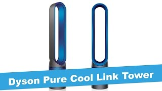 Dyson Pure Cool™ Link Tower Review - Unboxing & Test : JeTEST