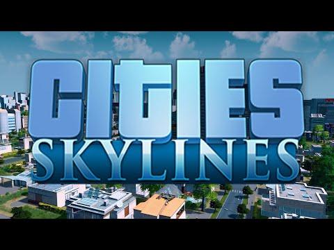 City Skylines -  В поисках бесконечной энергии [Часть 4]