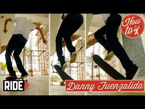 How-To Skateboarding: Switch Impossible with Danny Fuenzalida