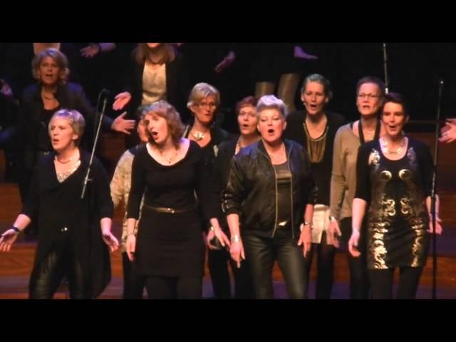 Song and Relation tijdens BALK TOP Festival in De Doelen Rotterdam - Feeling Good