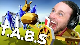 TOTALLY ACCURATE BATTLE SIMULATOR #2   POOPING CHICKENS?