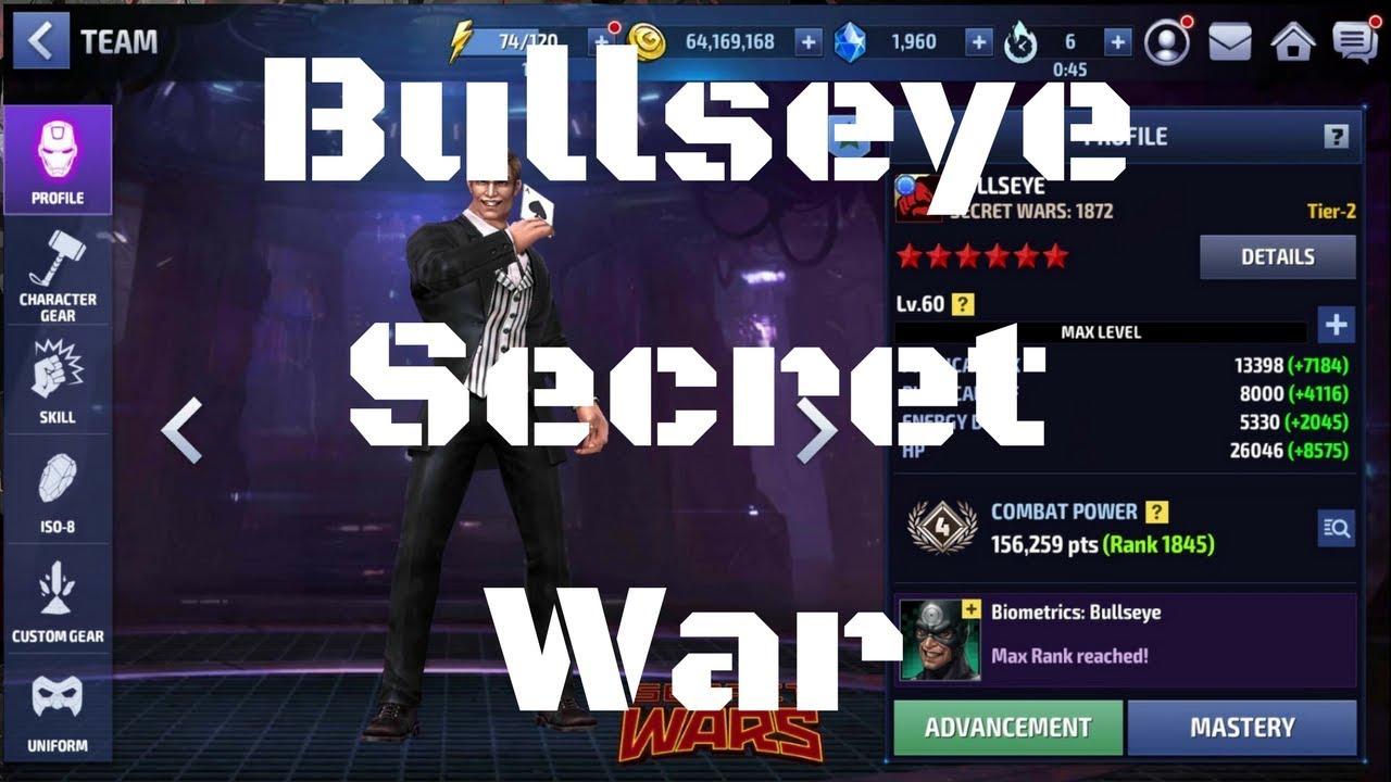 รีวิว Bullseye ยู Secret War 1872