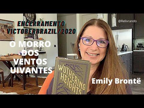 O Morro dos Ventos Uivantes - Emily Brontë - #victober #victoberbrazil