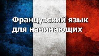Смотреть онлайн Урок французского языка с нуля для начинающих