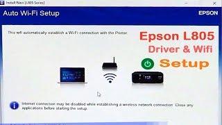 Epson L3050 Wifi Setup Mac