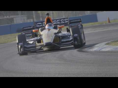 Robert Wickens/James Hinchcliffe Ride Swap Part 1. Sebring Raceway