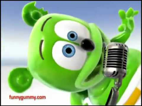 The Gummy Bear Song - Long English Version the best song of the world