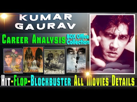 Kumar Gaurav Box Office Collection Analysis Hit and Flop Blockbuster All Movies List.