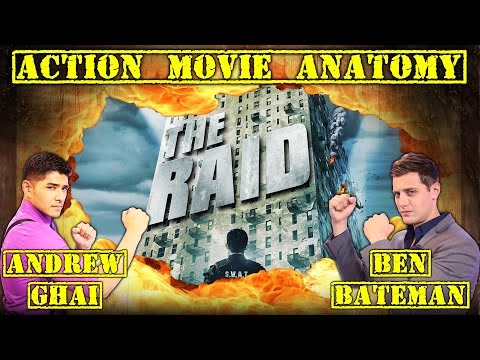The Raid (2011) Review | Action Movie Anatomy