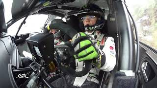 RALLY ISLAS CANARIAS 2020 - Oliver Solberg onboard on SS7