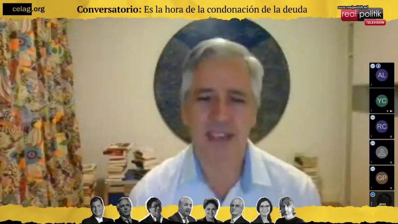 Conversatorio por la eximición de la deuda de América Latina