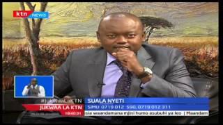 Jukwaa la KTN: Suala Nyeti - IEBC inajiandaa kwa Uchaguzi Mkuu wa 2017 [Sehemu 2]