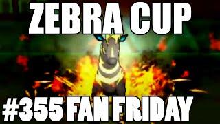 Zebstrika  - (Pokémon) - Zebstrika cup!! Pokemon Omega Ruby Alpha Sapphire WiFi Battle! Fan Fridays #355 Evo