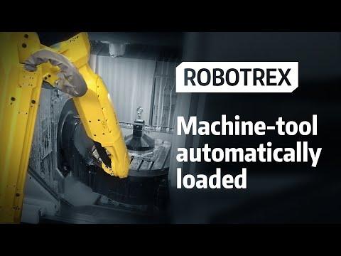 LANG Technik RoboTrex 52 Automatización