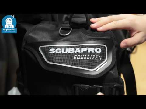 Scubapro Equalizer BCD – www.simplyscuba.com
