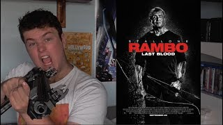 Rambo: Last Blood - Movie Review - Mainly Movies