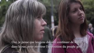 """""""La Grèce doit quitter l'Union européenne"""" Video Preview Image"""