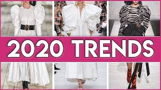 Fashion Trends 2020 - What's Hot & New!