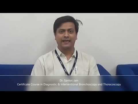 Participant in Diagnostic & Interventional Bronchoscopy and Thoracoscopy