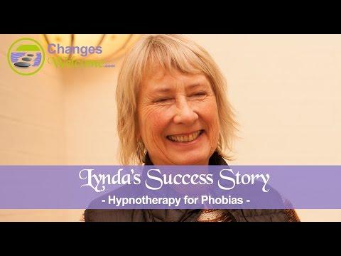Lynda's Success Story - Phobia