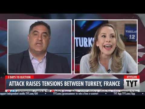 Cenk Uygur & Ana Kasparian Get Into HEATED Debate On TYT!