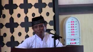 Khutbah Jum'at 08 Agustus 2014 Prof. Dr. Muhammad Isrok, MH