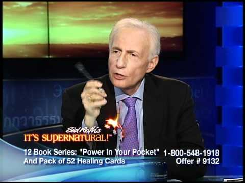 Peter Gammons on It's Supernatural with Sid Roth - With Signs Following