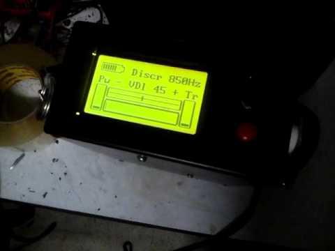 detector de metales pi casero