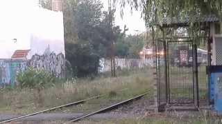 preview picture of video 'Tren arribando a Estacion Escobar desde V. Ballester'