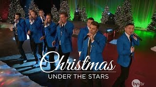 It's the Most Wonderful Time of the Year | BYU Vocal Point | Christmas Under the Stars on BYUtv