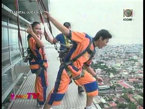 MagTV Na Cebu Skywalk Adventure with Kamags Billy & Kamags Phoebe (Crown Regency)