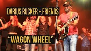"Darius Rucker + Friends Sing ""Wagon Wheel"" at the Wildhorse Saloon"