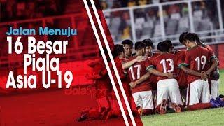 Kemenangan Nanti Malam akan Bawa Timnas Indonesia U-19 Lolos Babak Fase Grup Piala AFC U-19