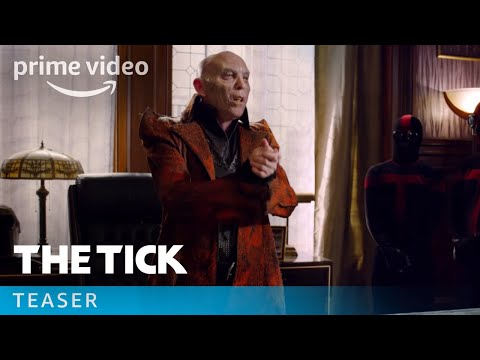 The Tick Season 1B (Teaser 'The Terror is Alive')