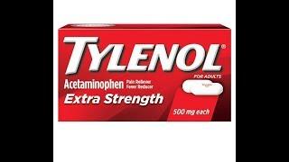 Что такоеTylenol? Парацетамол из Таиланда.