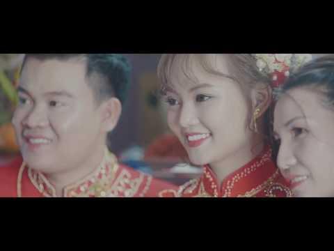 Trang trí lễ gia tiên tiệc Thanh Loan - Tuấn Anh