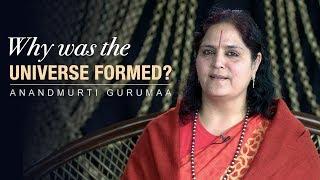 Why was the universe formed? | Anandmurti Gurumaa (English)