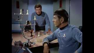 Spock - McCoy banter and friendship Part 1