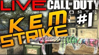 """KEM'D A PRO"" - Live KEM Series Ep. 01 - (Call Of Duty Ghosts Gameplay)"