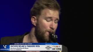Matthieu Delage plays Baritone Bolshevik Blues by Patrick ZIMMERLI