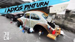 RASPAMOS EL VOCHO COMPLETO!!! | JUCA