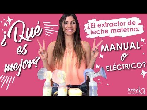 Manual o Eléctrico - ¿Cual Usar? - Extractores de Leche  - Katy Estilo Mamá