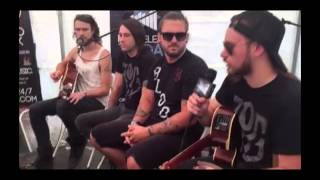 "Disciple Q&A + ""Invisible"" Acoustic (Live from Ichthus)"