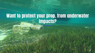 Hydro-Shield Protects Against Underwater Impacts And Entanglements