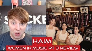 Haim - Women in Music Pt. III - First Album Review