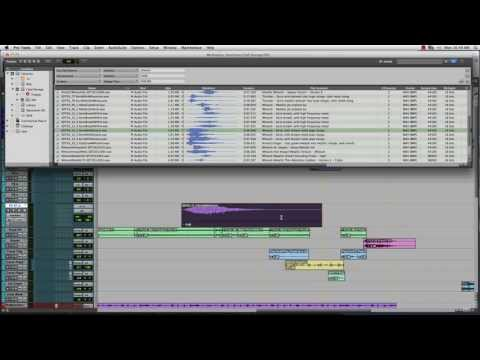 Pro Tools® 11 ‒ Workspace Browser ‒ Avid®