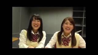 鎌田菜月vs山下ゆかり150401SKE481+1は2じゃないよ!#1150