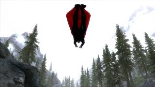 Superman Flying Animations Mod