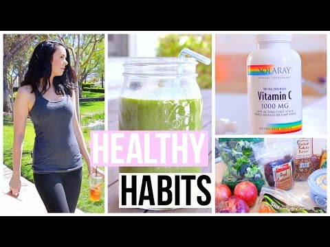 Video 10 Healthy Habits Everyone Should Do Every Day!